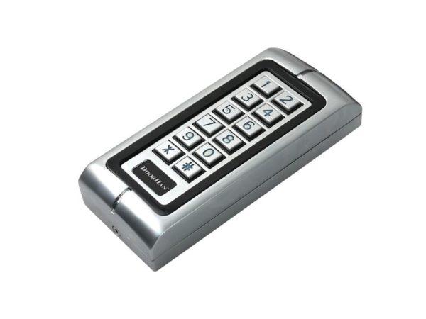 антивандальная кодовая клавиатура