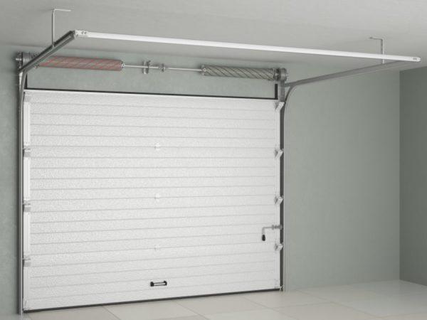 гаражные ворота DOORHAN RSD02