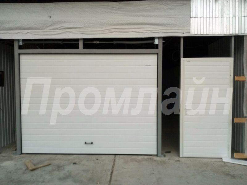 Гаражные ворота дорхан и гаражные двери
