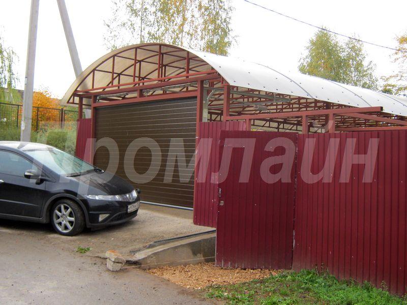 Автоматические подъемные ворота Нижний Новгород