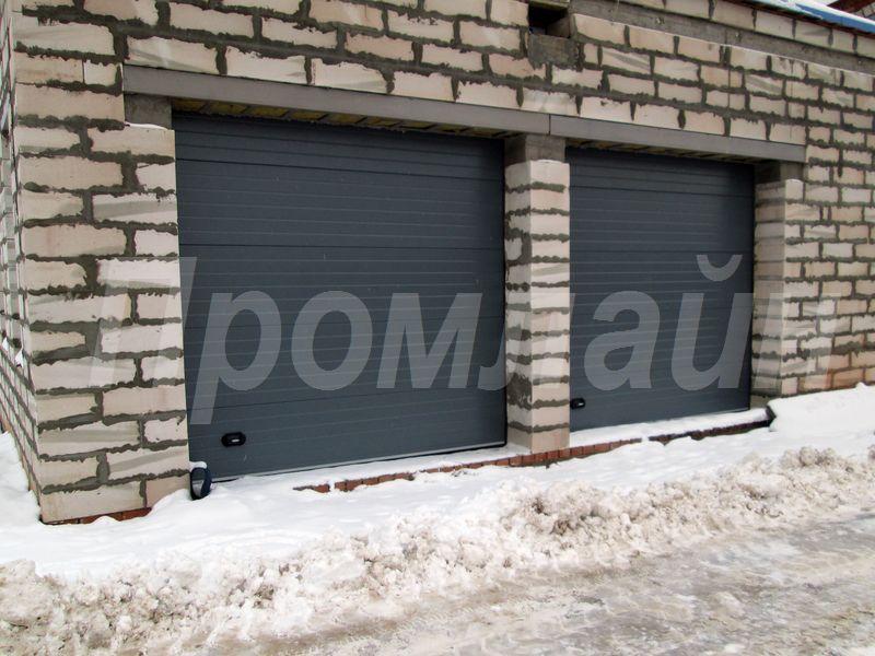 Гаражные секционные ворота Doorhan Нижний Новгород