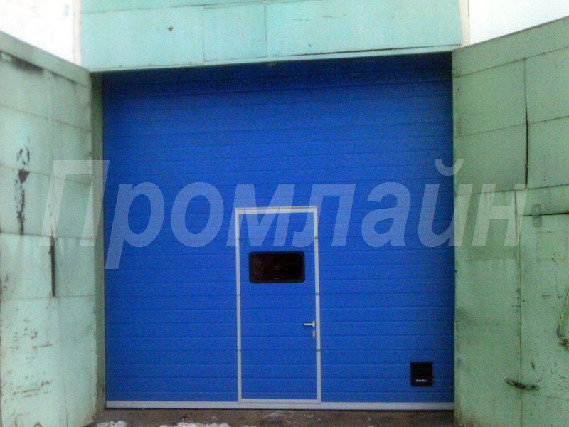 Автоматические подъемные ворота Doorhan ISD01 Нижний Новгород