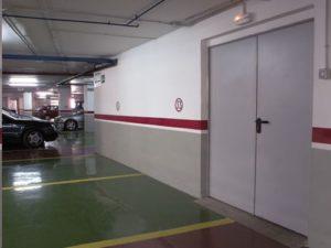 Противопожарные и технические двери