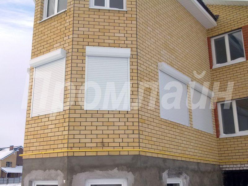 рольставни doorhan на окна