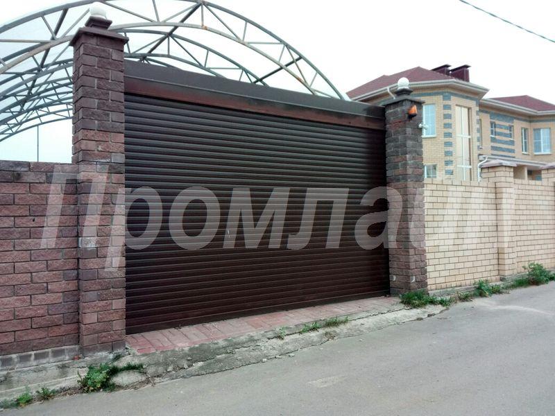 рольворота установка в Нижнем Новгороде