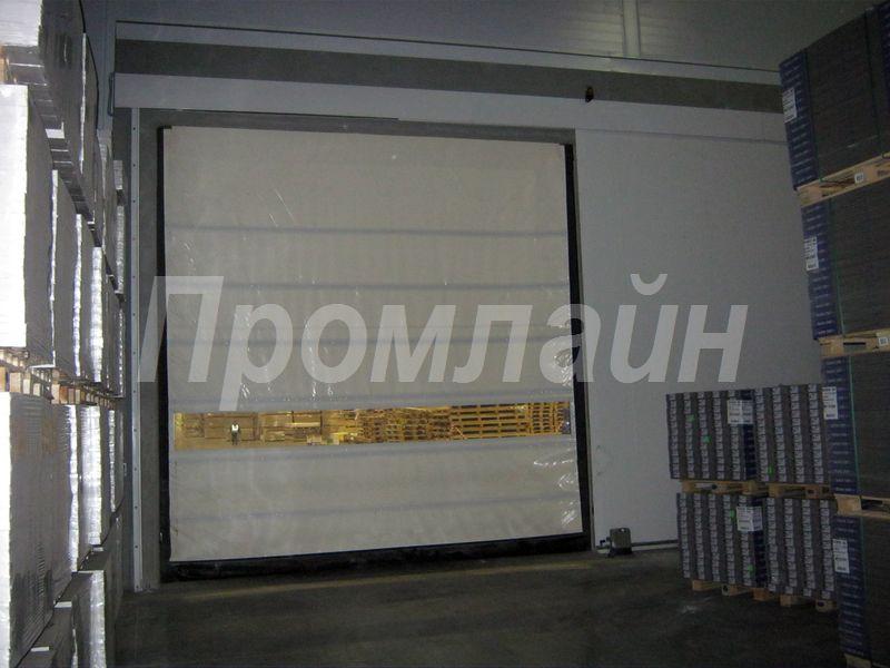 скоростные рулонные ворота doorhan