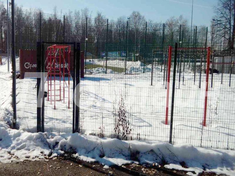 Забор из сварной металлической сетки Grand Line